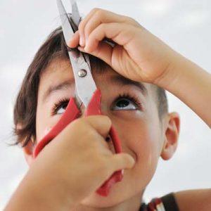 Kids Haarschnitt